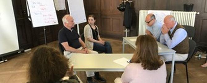 Für Rechtsanwälte, Syndizi und Führungskräfte:  Neue Ausbildung zum Zertifizierten Mediator – praxisorientiert, berufsbegleitend, interdisziplinär!