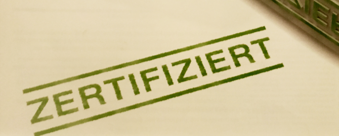 Zertifizierter Mediator kommt zum 1. September 2017