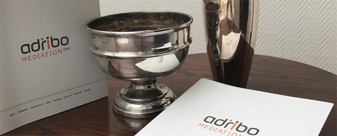 "adribo-Mediationspreis 2017 - ""The Winner is..."""