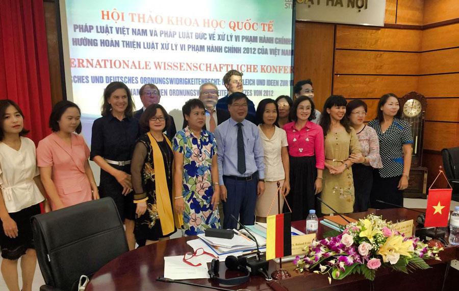 Partizipation und Bürgerbeteiligung in Vietnam - ein zartes Pflänzchen.