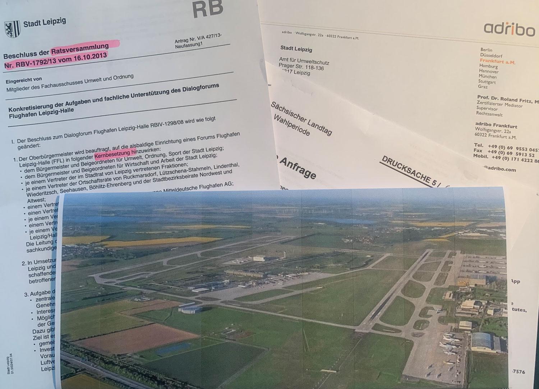 Dialogforum Flughafen Leipzig/Halle (FFL)